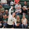 #22 Cal Poly hosted #9UCLA at Mott Athletics Center in San Luis Obispo. 9/6/187:28:09 PM <br /> <br /> Photo by Owen Main