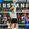 #22 Cal Poly hosted #9UCLA at Mott Athletics Center in San Luis Obispo. 9/6/186:54:30 PM <br /> <br /> Photo by Owen Main