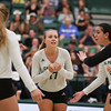 #22 Cal Poly hosted #9UCLA at Mott Athletics Center in San Luis Obispo. 9/6/187:50:57 PM <br /> <br /> Photo by Owen Main