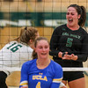 #22 Cal Poly hosted #9UCLA at Mott Athletics Center in San Luis Obispo. 9/6/186:52:12 PM <br /> <br /> Photo by Owen Main