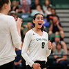 #22 Cal Poly hosted #9UCLA at Mott Athletics Center in San Luis Obispo. 9/6/187:55:53 PM <br /> <br /> Photo by Owen Main