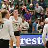 #22 Cal Poly hosted #9UCLA at Mott Athletics Center in San Luis Obispo. 9/6/187:08:44 PM <br /> <br /> Photo by Owen Main