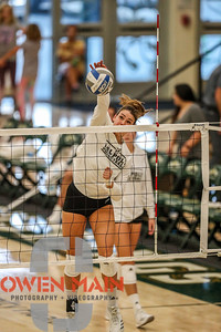 #22 Cal Poly hosted #9UCLA at Mott Athletics Center in San Luis Obispo. 9/6/185:47:27 PM   Photo by Owen Main
