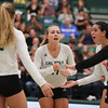 #22 Cal Poly hosted #9UCLA at Mott Athletics Center in San Luis Obispo. 9/6/187:50:58 PM <br /> <br /> Photo by Owen Main