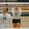 #22 Cal Poly hosted #9UCLA at Mott Athletics Center in San Luis Obispo. 9/6/187:27:54 PM <br /> <br /> Photo by Owen Main