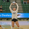 #22 Cal Poly hosted #9UCLA at Mott Athletics Center in San Luis Obispo. 9/6/185:36:45 PM <br /> <br /> Photo by Owen Main