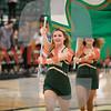 Cal Poly women's basketball hosted CSUN. Photo by Owen Main 3/2/19