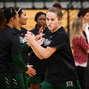 Cal Poly women's basketball hosted Hawai'i in a Big West game at Mott Athletics Center.  Photo by Owen Main 1/24/19