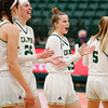 Cal Poly Women's Basketball hosted Long Beach State at Mott Athletics Center 2/19/21