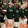 Cal Poly Women's Basketball hosted Sacramento State at Mott Athletics Center in San Luis Obispo, CA. Photo by Owen Main 11/20/19
