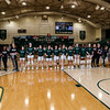 Cal Poly women's basketball hosted UC Riverside at Mott Athletics Center.  Photo by Owen Main 1/23/20