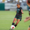 Cal Poly faced Westmont in a exhibition on August 8th, 2018 at Alex G. Spanos Stadium. 8/8/186:11:42 PM <br /> <br /> Photo by Owen Main