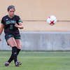 Cal Poly faced Westmont in a exhibition on August 8th, 2018 at Alex G. Spanos Stadium. 8/8/186:05:23 PM <br /> <br /> Photo by Owen Main