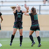 Cal Poly faced Westmont in a exhibition on August 8th, 2018 at Alex G. Spanos Stadium. 8/8/186:07:41 PM <br /> <br /> Photo by Owen Main
