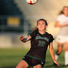 Cal Poly faced Westmont in a exhibition on August 8th, 2018 at Alex G. Spanos Stadium. 8/8/186:12:17 PM <br /> <br /> Photo by Owen Main