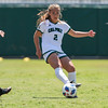Cal Poly Women's Soccer played Boise State at Alex G. Spanos Stadium. 8/26/1811:41:28 AM <br /> <br /> Photo by Owen Main