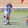 Cal Poly Women's Soccer played Boise State at Alex G. Spanos Stadium. 8/26/1811:14:38 AM <br /> <br /> Photo by Owen Main