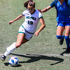 Cal Poly Women's Soccer played Boise State at Alex G. Spanos Stadium. 8/26/1812:07:03 PM <br /> <br /> Photo by Owen Main