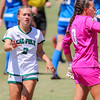 Cal Poly Women's Soccer played Boise State at Alex G. Spanos Stadium. 8/26/1812:41:40 PM <br /> <br /> Photo by Owen Main