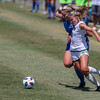 Cal Poly Women's Soccer played Boise State at Alex G. Spanos Stadium. 8/26/1812:13:02 PM <br /> <br /> Photo by Owen Main