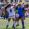 Cal Poly Women's Soccer played Boise State at Alex G. Spanos Stadium. 8/26/1812:38:03 PM <br /> <br /> Photo by Owen Main