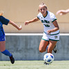 Cal Poly Women's Soccer played Boise State at Alex G. Spanos Stadium. 8/26/1812:17:12 PM <br /> <br /> Photo by Owen Main