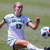 Cal Poly Women's Soccer played Boise State at Alex G. Spanos Stadium. 8/26/1812:40:34 PM <br /> <br /> Photo by Owen Main