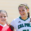 Cal Poly Women's Soccer played Boise State at Alex G. Spanos Stadium. 8/26/1810:57:10 AM <br /> <br /> Photo by Owen Main