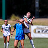 Cal Poly Women's Soccer played Boise State at Alex G. Spanos Stadium. 8/26/1812:25:36 PM <br /> <br /> Photo by Owen Main