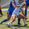 Cal Poly Women's Soccer played Boise State at Alex G. Spanos Stadium. 8/26/1812:37:50 PM <br /> <br /> Photo by Owen Main