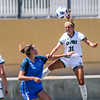 Cal Poly Women's Soccer played Boise State at Alex G. Spanos Stadium. 8/26/1812:39:19 PM <br /> <br /> Photo by Owen Main