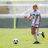 Cal Poly Women's Soccer played Boise State at Alex G. Spanos Stadium. 8/26/1811:43:10 AM <br /> <br /> Photo by Owen Main