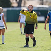 Cal Poly Women's Soccer played Boise State at Alex G. Spanos Stadium. 8/26/1811:41:44 AM <br /> <br /> Photo by Owen Main