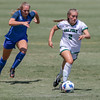 Cal Poly Women's Soccer played Boise State at Alex G. Spanos Stadium. 8/26/1812:10:25 PM <br /> <br /> Photo by Owen Main