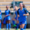 Cal Poly Women's Soccer played Boise State at Alex G. Spanos Stadium. 8/26/1810:54:24 AM <br /> <br /> Photo by Owen Main