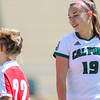Cal Poly Women's Soccer played Boise State at Alex G. Spanos Stadium. 8/26/1810:56:54 AM <br /> <br /> Photo by Owen Main