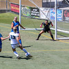 Cal Poly Women's Soccer played Boise State at Alex G. Spanos Stadium. 8/26/1812:27:09 PM <br /> <br /> Photo by Owen Main