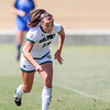 Cal Poly Women's Soccer played Boise State at Alex G. Spanos Stadium. 8/26/1811:10:48 AM <br /> <br /> Photo by Owen Main
