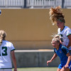 Cal Poly Women's Soccer played Boise State at Alex G. Spanos Stadium. 8/26/1812:36:40 PM <br /> <br /> Photo by Owen Main