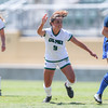 Cal Poly Women's Soccer played Boise State at Alex G. Spanos Stadium. 8/26/1811:44:33 AM <br /> <br /> Photo by Owen Main