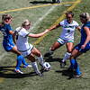 Cal Poly Women's Soccer played Boise State at Alex G. Spanos Stadium. 8/26/1812:08:18 PM <br /> <br /> Photo by Owen Main