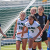 Cal Poly Women's Soccer played Boise State at Alex G. Spanos Stadium. 8/26/1812:38:32 PM <br /> <br /> Photo by Owen Main
