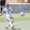 Cal Poly Women's Soccer played Boise State at Alex G. Spanos Stadium. 8/26/1811:31:19 AM <br /> <br /> Photo by Owen Main