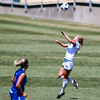 Cal Poly Women's Soccer played Boise State at Alex G. Spanos Stadium. 8/26/1812:52:57 PM <br /> <br /> Photo by Owen Main