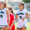 Cal Poly Women's Soccer played Boise State at Alex G. Spanos Stadium. 8/26/1810:59:34 AM <br /> <br /> Photo by Owen Main
