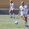 Cal Poly Women's Soccer played Boise State at Alex G. Spanos Stadium. 8/26/1812:39:21 PM <br /> <br /> Photo by Owen Main