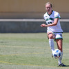 Cal Poly Women's Soccer played Boise State at Alex G. Spanos Stadium. 8/26/1812:39:22 PM <br /> <br /> Photo by Owen Main