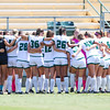 Cal Poly Women's Soccer played Boise State at Alex G. Spanos Stadium. 8/26/1810:59:58 AM <br /> <br /> Photo by Owen Main