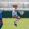 Cal Poly Women's Soccer played Boise State at Alex G. Spanos Stadium. 8/26/1811:42:25 AM <br /> <br /> Photo by Owen Main