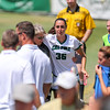 Cal Poly Women's Soccer played Boise State at Alex G. Spanos Stadium. 8/26/1812:42:27 PM <br /> <br /> Photo by Owen Main